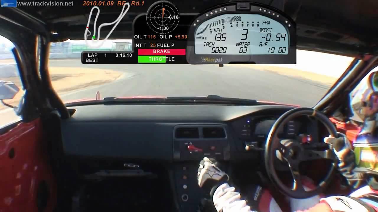 Trackvision V2 1 With New Racepak Iq3 Display