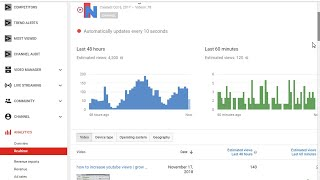 how to increase views on youtube videos fast live proof get more views