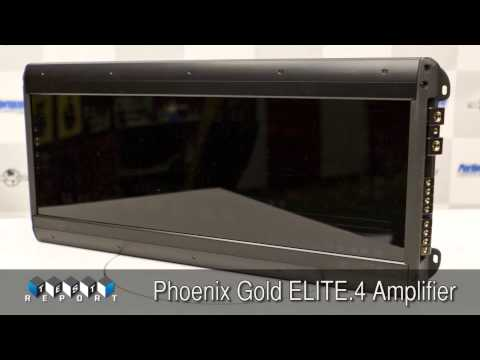 Phoenix Gold ELITE4 Amplifier