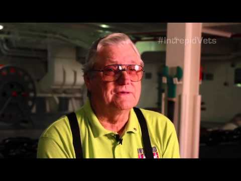 Intrepid Veterans Video Project: Tom Coulson