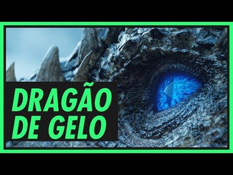O DRAGÃO DE GELO É REAL! | GAME OF THRONES thumbnail
