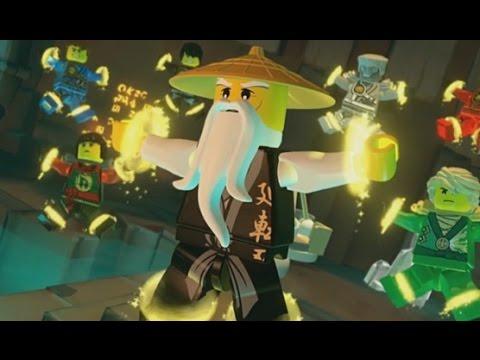 Lego Ninjago: Shadow Of Ronin Walkthrough Part 12 - Fulcrum Chamber & The Endless Ocean (3ds vita) video