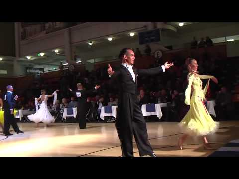 WDSF Open Standard Senior 1 | Final | Helsinki Open 2015