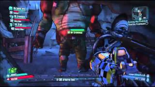 Taking on the GOD-Liath Loot Goon in Borderlands 2
