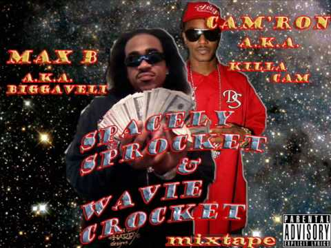 Max B - Tattoo On They Ass - Spacely Sprocket & Wavie Crocket