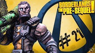 Let´s Play Borderlands The Pre Sequel [German] #21 - Der größte Arsch