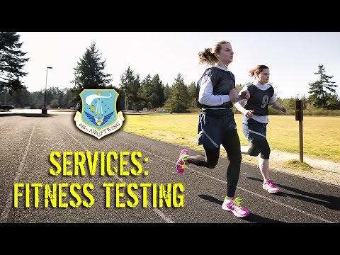 Services: Fitness Testing