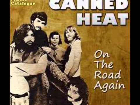 On The Road Again-Canned Heat-Lyrics