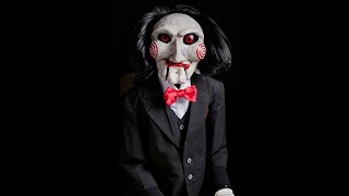 Billy the puppet unboxing
