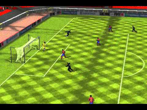 FIFA 14 Android - Inter FC VS Deportivo Pasto