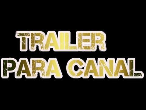 Como Fazer e Inserir um trailer no canal do youtube thumbnail