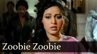 Zooby Zoobie - Item Girl - Amrish Puri - Dance Dance - Bollywood SuperHit Songs - Alisha Chinoy