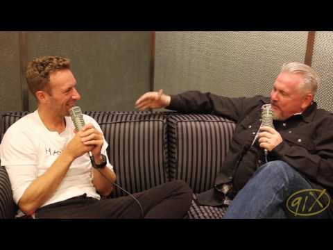 Chris Martin 91X Interview with Halloran (Part 2)