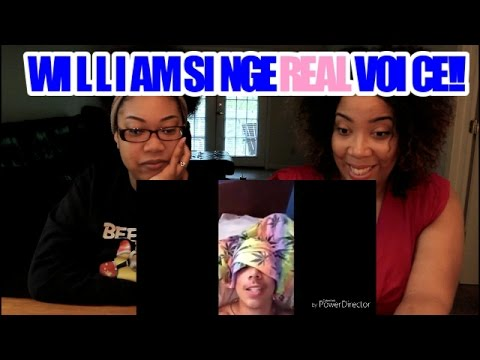 William Singe REAL VOICE Reaction - Her&Her