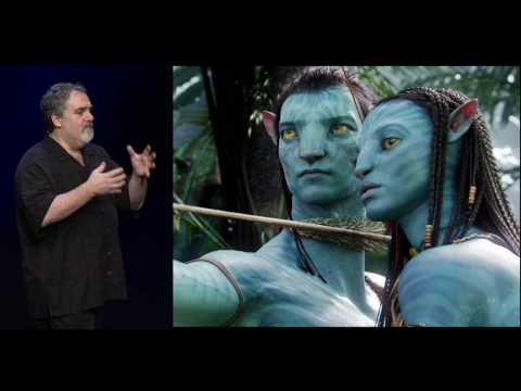 Avatar presentation at Autodesk University