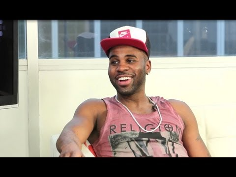 JASON DERULO INTERVIEW- NEW SONG