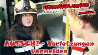 Verletzungen vermeiden - Ausbildung Feuerwehr