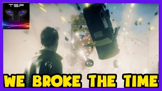 Quantum Break - Playthrough Ep1 - WE BROKE THE TIME