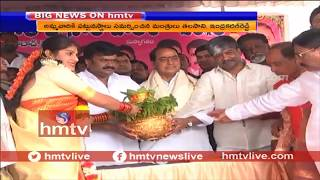 అమ్మా బైలెల్లినాదో..! Live From Golconda Bonalu Celebrations 2018 LIVE  - hmtv - netivaarthalu.com