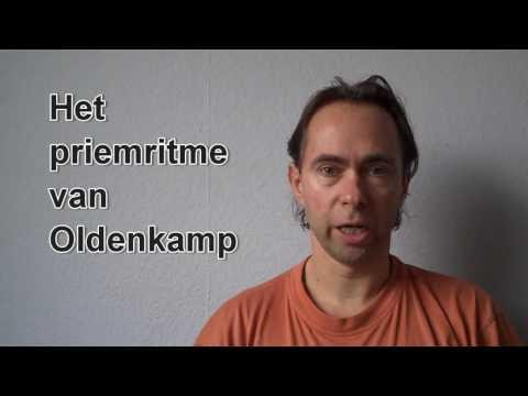 Het priemritme van Oldenkamp