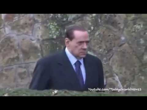 Berlusconi ordered to do a year's community service