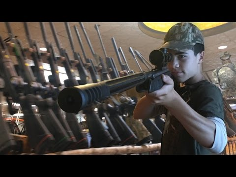 Buying A Gamo Hornet Maxxim From Bass Pro For Small Game Hunting