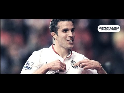 Robin Van Persie 2012-2013 - The Hard Way - Manchester United - Goals & Skills HD
