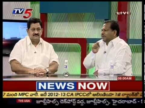 VK News Scan Debate On Chalo Assembly rally  -  TV5