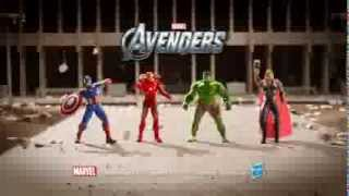 Ultimate Heroes  Avengers  Action Figures  TV Toy