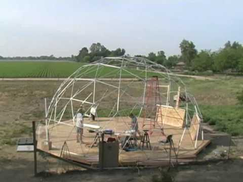 Geodesic Dome Studio