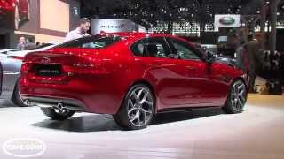 2017 Jaguar XE - First Look