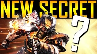 Destiny - NEW SECRET CODE!