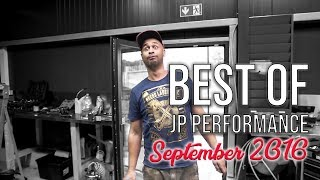 Best of JP Performance | September 2016