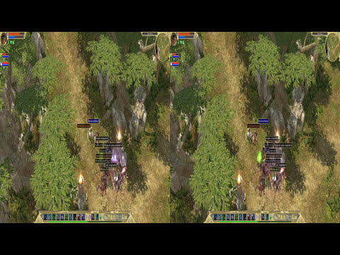 Titan Quest: Immortal Throne 3D Stereoscopic