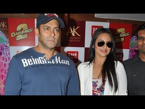Coffee With Dabangg 2 Duo Salman Khan, Sonakshi Sinha