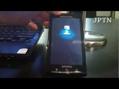 Flashing, Upgrading, Downgrading, Unbricking the Xperia X10 (FlashTool 0.2.9, 0.2.8)