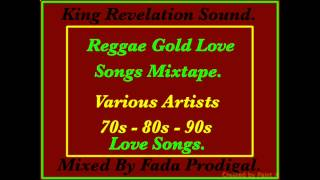 Big People Reggae Love Songs Mixtape.