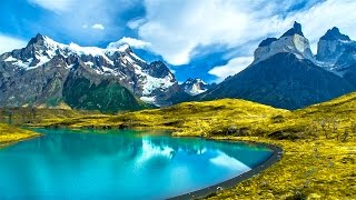 HD Video 1080p with Relaxing Music of Native Ameri