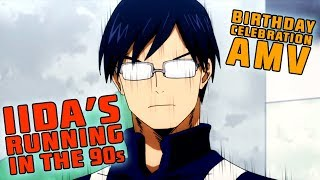 Iida`s Running In The 90`s [Boku no Hero Academia AMV]