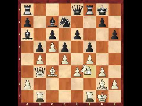 Chess: A rare game Susan Polgar 2530 - Anatoly Karpov 2725 http://sunday.b1u.org