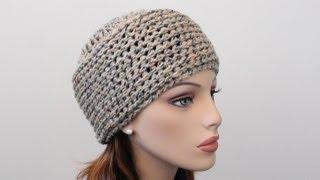 Download Crochet Beanie Hat - How to Crochet Beanie Hat 3Gp Mp4