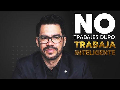 Trabaja INTELIGENTEMENTE No Más Duro - Tai Lopez