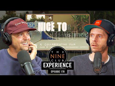 Nine Club EXPERIENCE LIVE #170 - Red Bull Solus, Vans, Santa Cruz, Chris Pulman