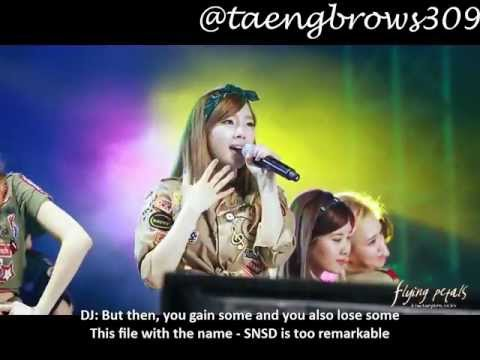 [ENG SUB] 130119 SNSD Taeyeon - First Love Talk @ Jung Sunhee's Radio Show