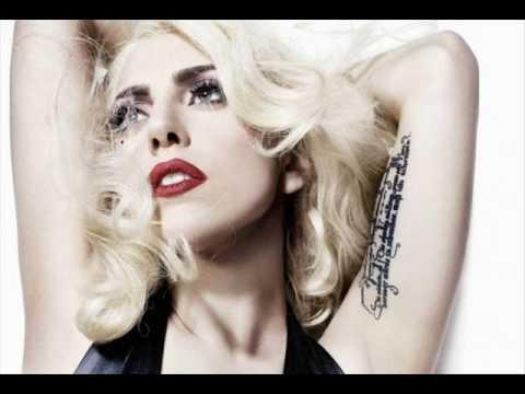Lady GaGa PokerFace (Instrumental Without Drums)