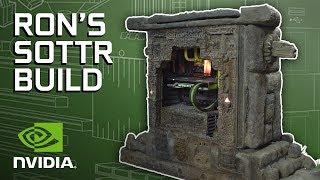 GeForce Garage - The Shadow of the Tomb Raider Build