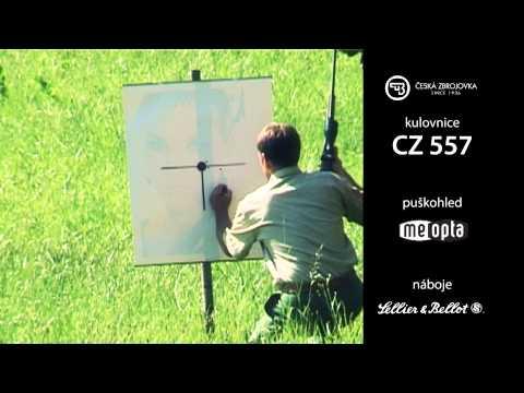 kulovnice CZ557