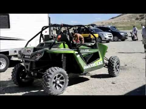 2012 ARCTIC CAT WILDCAT EXCLUSIVE VIDEO