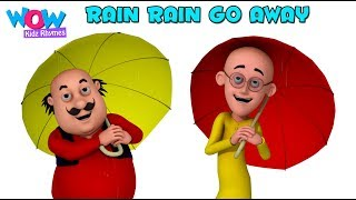 download lagu Rain Rain Go Away  Motu Patlu I Animation gratis