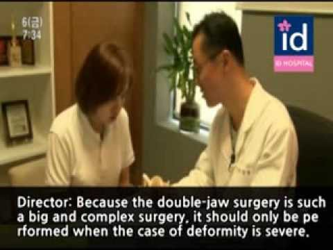 double jaw surgery is dangerous? how can I get safe double jaw surgery in korea?